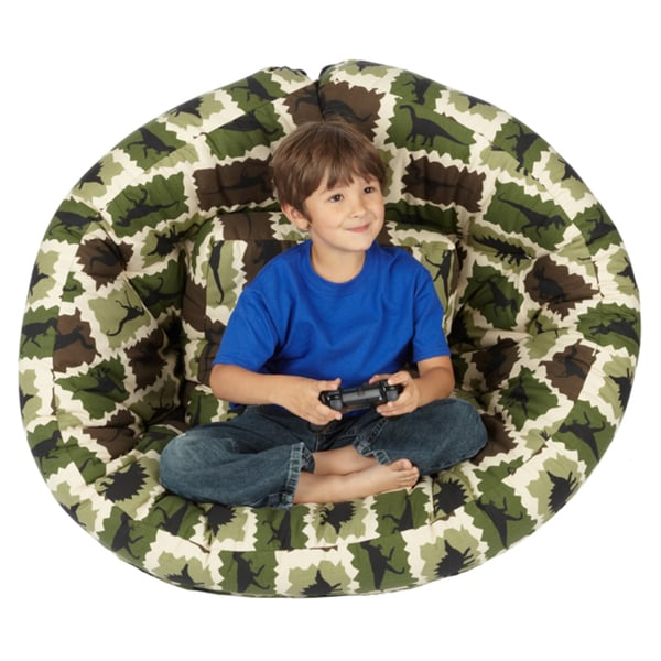 Scoop Rex Camo Futon Chair