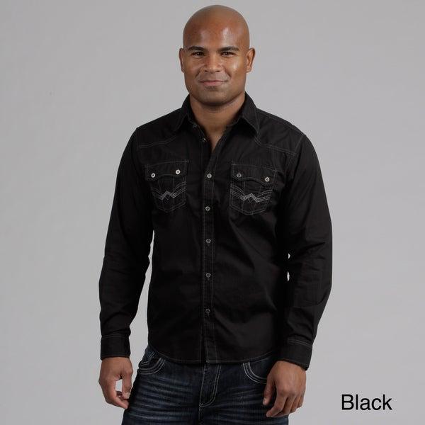 Modern Culture Men's Woven Shirt