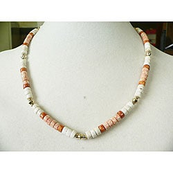 Palmtree Gems 'Sunset Beach' Men's Necklace