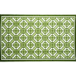 Bali 5' x 8' Indoor/Outdoor Reversible Area Rug by b.b.begonia
