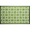 "Bali 6' x 9""'Indoor/Outdoor Reversible Area Rug by b.b.begonia"