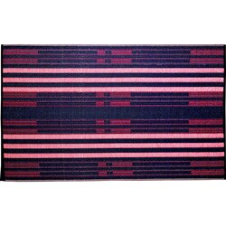 Bricklane 5' x 8' Indoor/Outdoor Reversible Area Rug by b.b.begonia