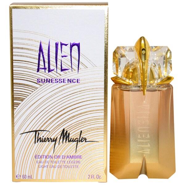 Thierry Mugler 'Alien Sunessence' Women's 2-ounce Eau de Toilette Spray