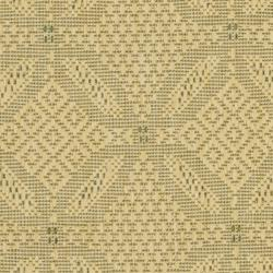 """Safavieh Poolside Natural/Olive Contemporary Border Pattern Indoor/Outdoor Rug (2' x 3'7"""")"""