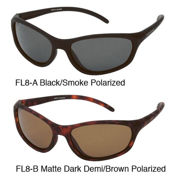 Body Glove Men's FL8 Floating Polarized Sunglasses