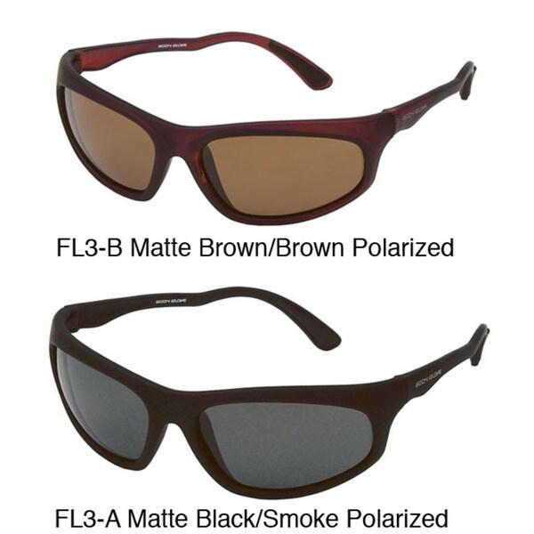 Body Glove Men's FL3 Floating Polarized Sunglasses