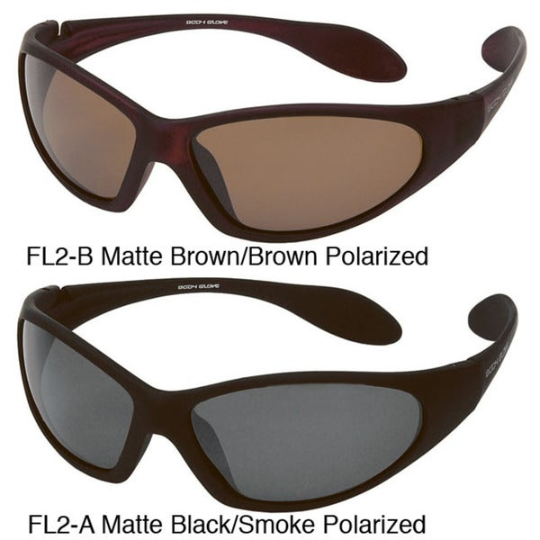 Body Glove Men's FL2 Floating Polarized Sunglasses