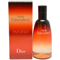 Christian Dior 'Aqua Fahrenheit' Men's 2.5-ounce Eau de Toilette Spray