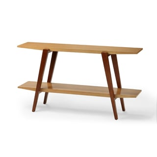 Chai Bamboo/ Wood Console Table
