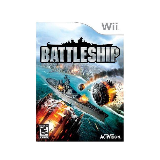 Wii - Battleship (Pre-Played)