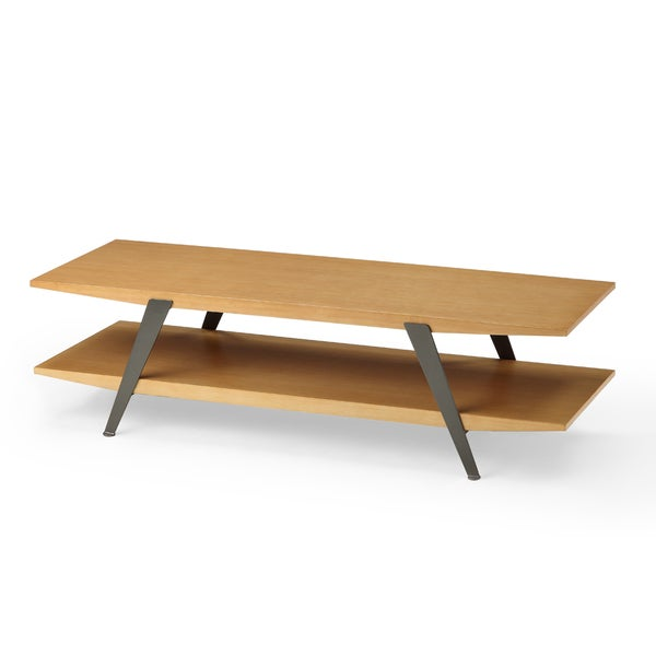 Chai Bamboo/ Gunmetal Coffee Table