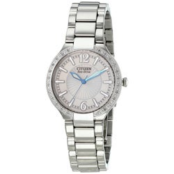 Citizen Women's Eco-drive Firenza Diamond Watch