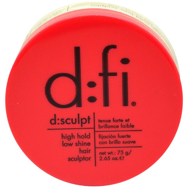 American Crew D:fi D:sculpt High Hold Low Shine 2.65-ounce Hair Sculptor