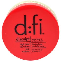 American Crew D:fi D:sculpt High Hold Low Shine 2.65-ounce Hair Sculptor