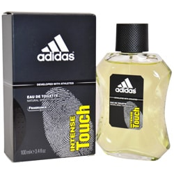 Adidas 'Intense Touch' Men's 3.4-ounce Eau de Toilette Spray