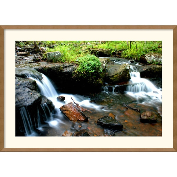 Andy Magee 'Natural State' Framed Art Print
