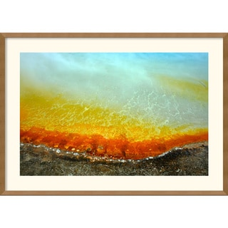 Andy Magee 'Mineral Spring' Framed Art Print