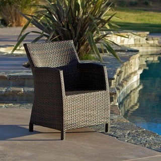 Christopher Knight Home Dawn Outdoor Multi-brown Wicker Chair