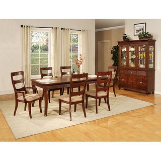American Lifestyles 7-piece Solina Dining Table Set