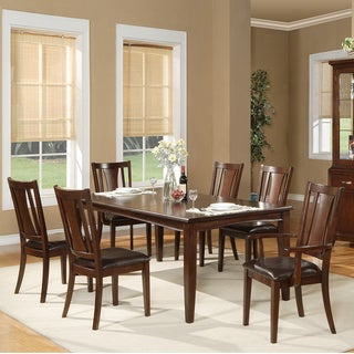 American Lifestyles 7-piece Brampton Extension Dining Set