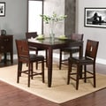 American Lifestyles 5-piece Lakeside Counter Height Table Set