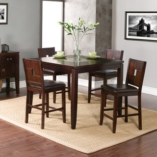5-piece Lakeside Counter Height Table Set