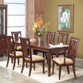 American Lifestyles 7-piece Salvatore Dining Set