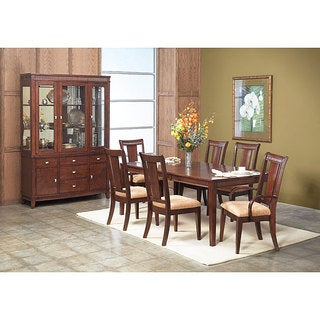 American Lifestyles 8-piece Salvatore Dining Set