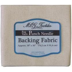 Punch Needle Backing Fabric-30