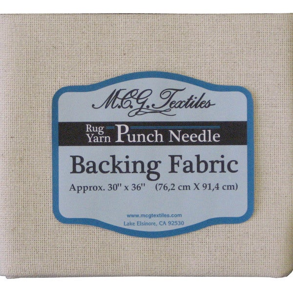 """Punch Needle Backing Fabric-30""""X36IN"""