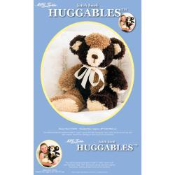 Huggables Bear Stuffed Toy Latch Hook Kit