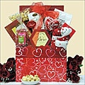 'Hugs and Kisses' Anniversary Gourmet Gift Basket