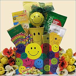 Sugar Free Smiles Gift Basket