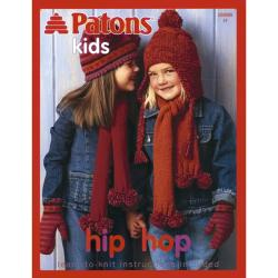 Patons-Hip Hop- Worsted Weight