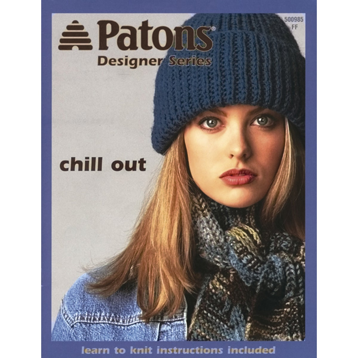 Patons-Chill Out -Classic Wool & Decor