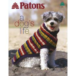 Patons-A Dog's Life-Decor