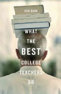 What the Best College Teachers Do (Hardcover)