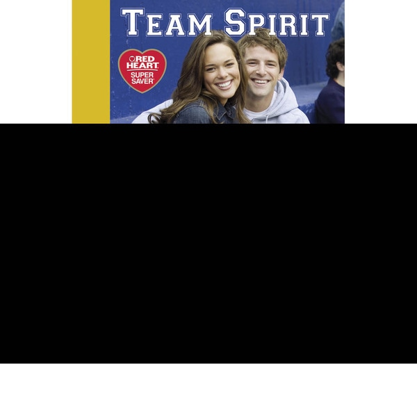 Coats & Clark Books-Team Spirit -Super Saver