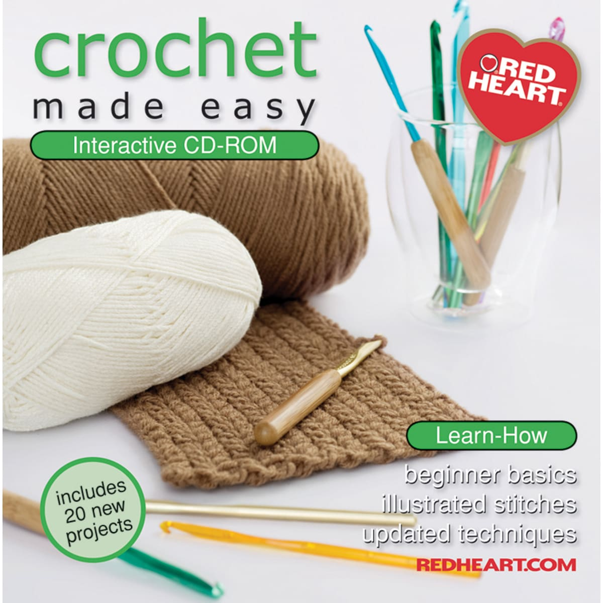 Crocheting Made Easy : Crochet Made Easy CD-ROM - 14297810 - Overstock.com Shopping - Big ...