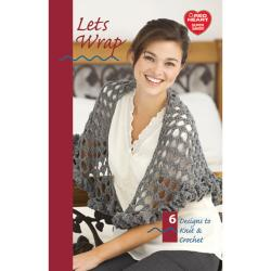 Coats & Clark Books-Let's Wrap -Super Saver