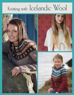 Knitting With Icelandic Wool (Hardcover)