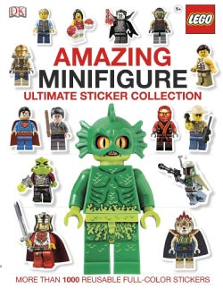 LEGO Amazing Minifigure Ultimate Sticker Collection (Paperback)