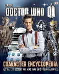 Doctor Who Character Encyclopedia (Hardcover)