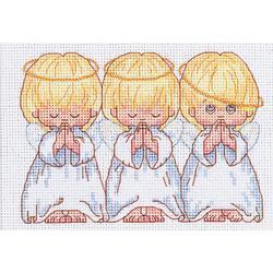 "Jiffy Almost Perfect Mini Counted Cross Stitch Kit-7""X5"""