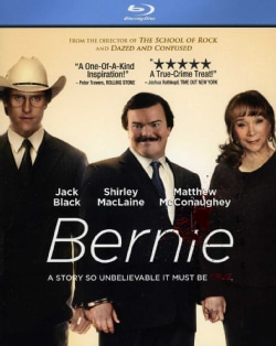 Bernie (Blu-ray Disc)