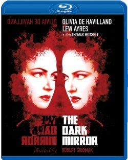 The Dark Mirror (Blu-ray Disc)