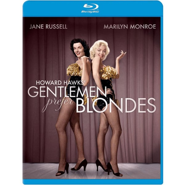 Gentlemen Prefer Blondes (Blu-ray Disc) 9160160