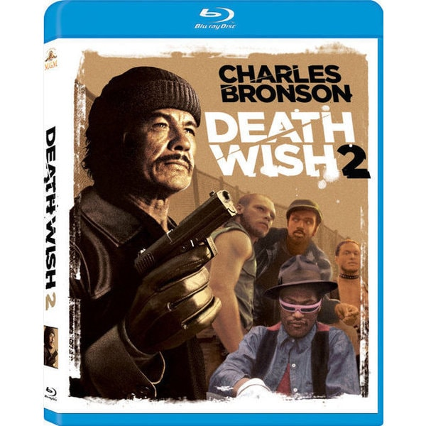 Death Wish II (Blu-ray Disc) 9160298