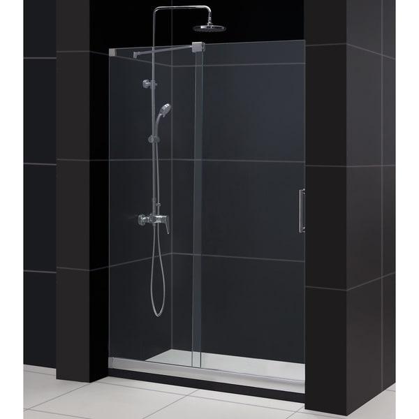 DreamLine Mirage 44-48 x 72 Frameless Sliding Shower Door
