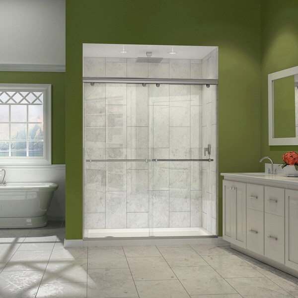 DreamLine Charisma 56-60x72-inch Frameless Bypass Sliding Shower Door